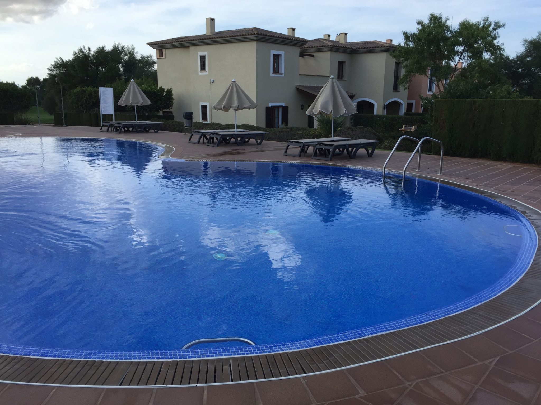 Townhouse and Splash pool - near to Golf Course