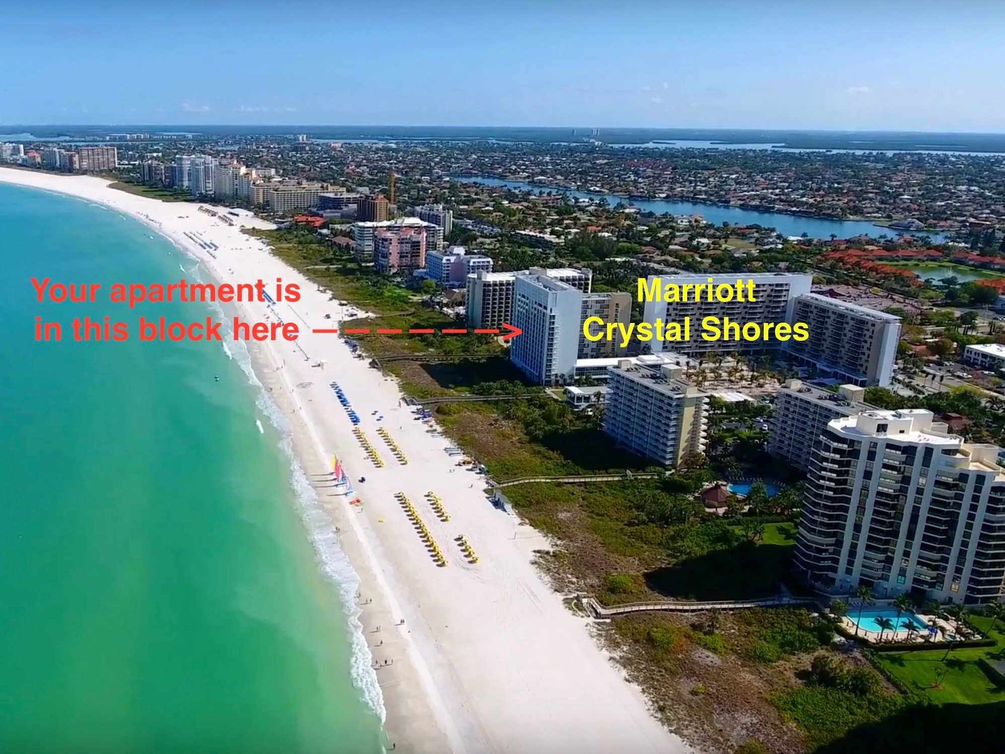 Marco Island Beachfront Apartments